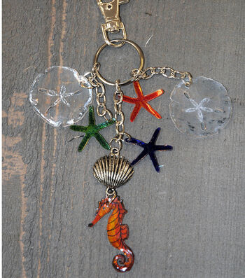 Sea Life Backpack Chunky Charms