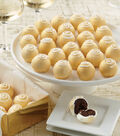 Elegant Champagne New Year's Eve Truffles