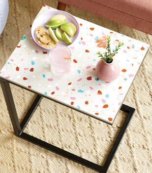 How To Make a Terrazzo Table
