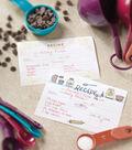 Homemade Recipe Card Printables