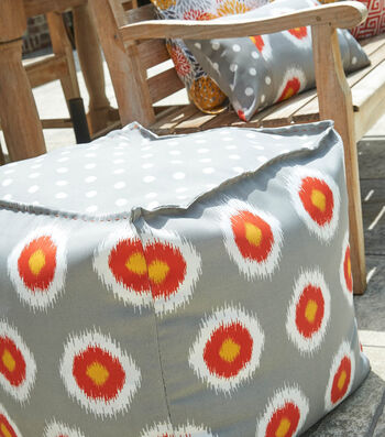 How to Make an Outdoor Ottoman