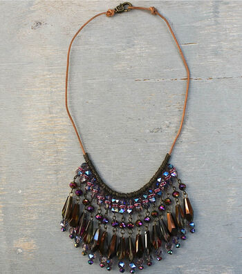 Learn How To Make Mystic Necklace
