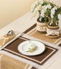 Idea Market Burlap Wedding Table Setting