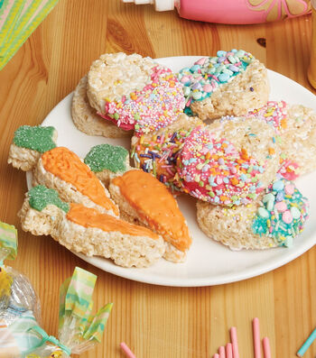 How To Make Candy Melt Crispy Rice Treats