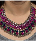 Jewel Tone Necklace