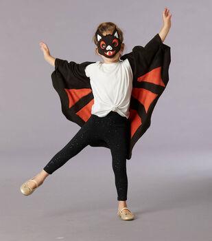 How To Make A Fleece Bat Costume