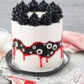 How To Make An Eyeball Cake