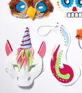 Felt Mask and Tail-Unicorn