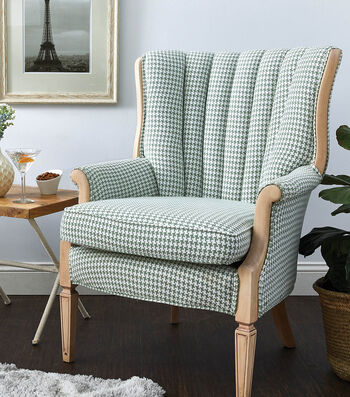 How To Upholster an Old Chair