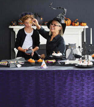 How To Make A Witching Hour Table Skirt