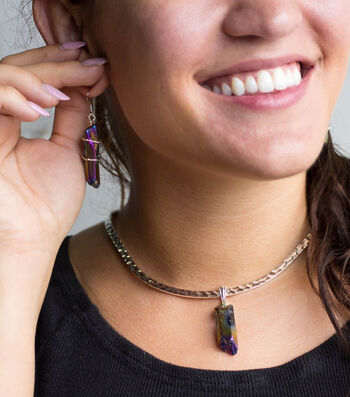 How To Make Rainbow Gemstone Jewelry