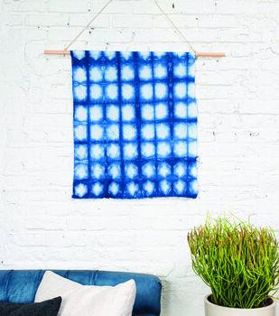 How To Make A Rit Dyed Shibori Wall Hanging