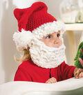 Santa Hat and Beard for Kids