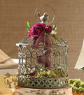 Bird Cage Table Number
