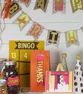 Child\u0027s Birthday Party Bingo Game