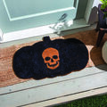 How To Make A Skull Door Mat