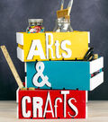How To Make An Arts & Crafts Stackable Crates