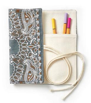 How To Make a Bandana Pencil Case