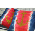Anchors Aweigh Pillow Cover