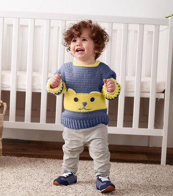 How To Make a Crochet Bear Sweater