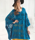 How To Crochet A Lacy Poncho