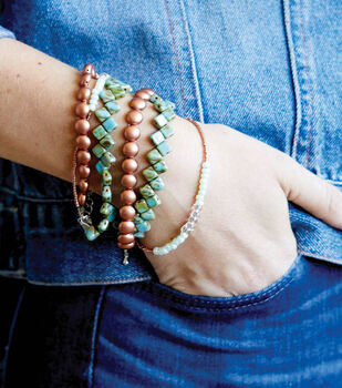 How To Make a Czech Seed Bead Bracelet