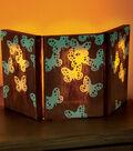Butterfly Mini Canvas Silhouette Screen