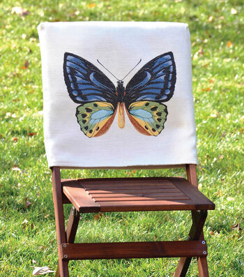 Square By Design Folding Chair Back Cover