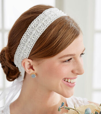 How To Make A Wedding Headband