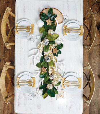 How To  Make An Antler Tablescape