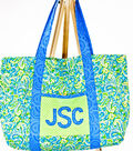 Creating New Traditions Monogram Tote Bag