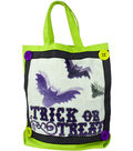 Fading Bats Trick-or-Treat Tote