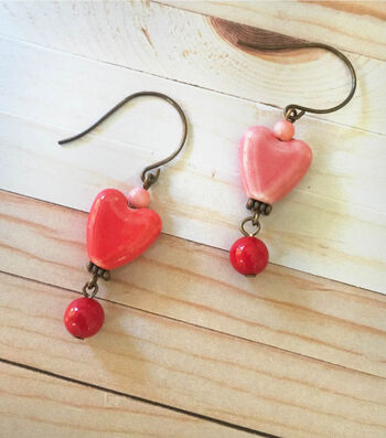 How to make a All Hearts Earrings
