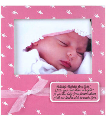 Twinkle Baby Frame