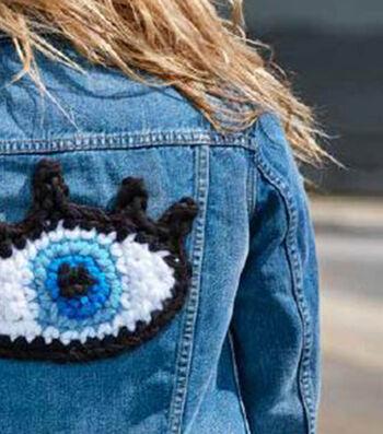 How To Make A Little London Eye Jacket