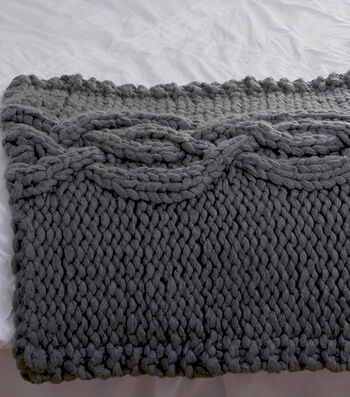 How To Make A Celtic Cable Blanket