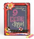 Vacation Countdown Chalkboard