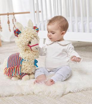 How To Make a Save the Crochet Drama Llama