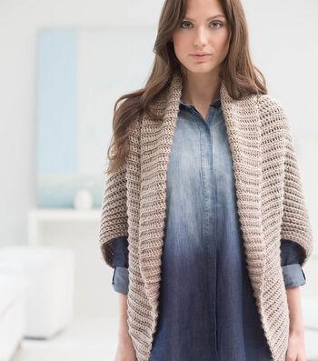 How To Crochet A Canyon Shrug