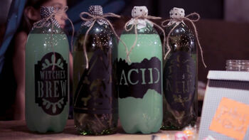 How to make DIY Halloween decorations with the Cricut Explore