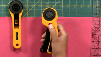 How to use and care for your Olfa Rotary Cutter