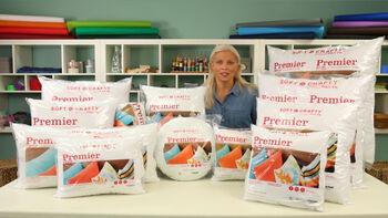 Soft n Crafty Premier Pillows