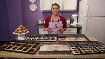 Wilton Mini Mega Loaf Pan Baking Ideas Video