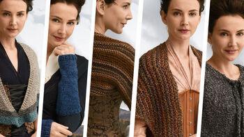 Lion Brand Knit & Crochet Outlander Kits