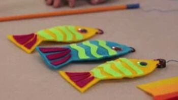 Learn with Jo-Ann: Make Go Fish Game with Felt