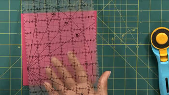 How to use Olfa Frosted Advantage Quilting Rulers