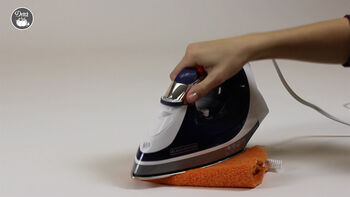 How To Use Dritz Clothing Care Iron Off