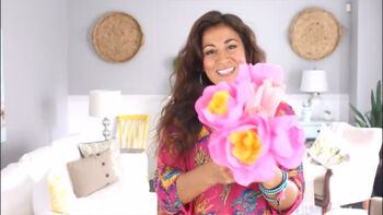 Crafternoon Crepe Paper Flowers