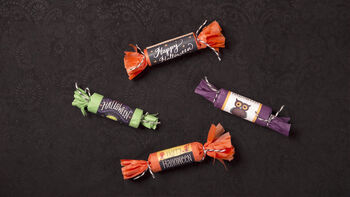 Craftoberfest Printable Halloween Candy Wrappers