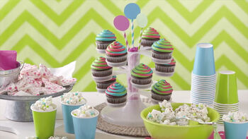 Wilton 3 Color Icing Swirls